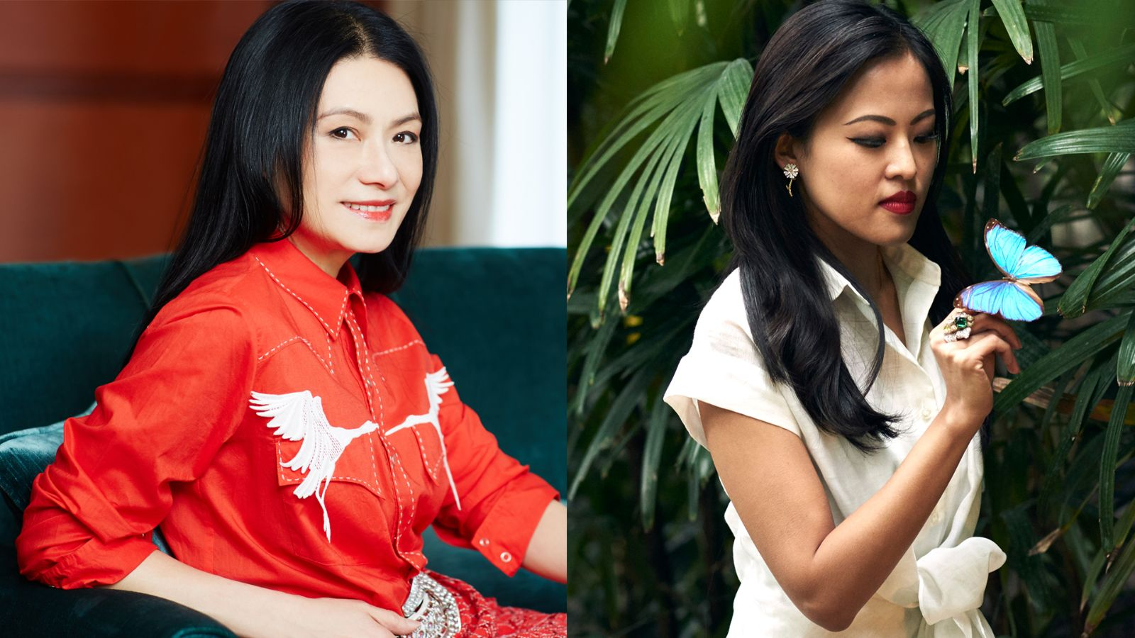 A designer's guide to Hong Kong, with Vivienne Tam & Anabela Chan