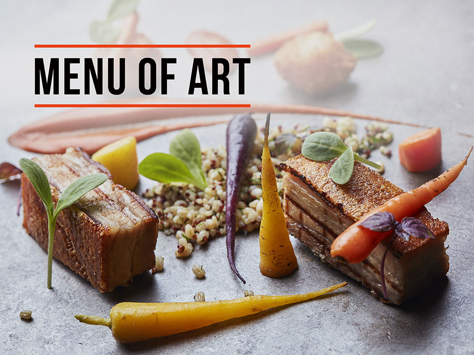 Menu of Art