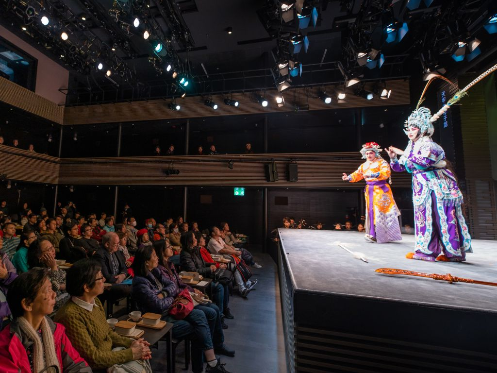 A guide to Cantonese opera