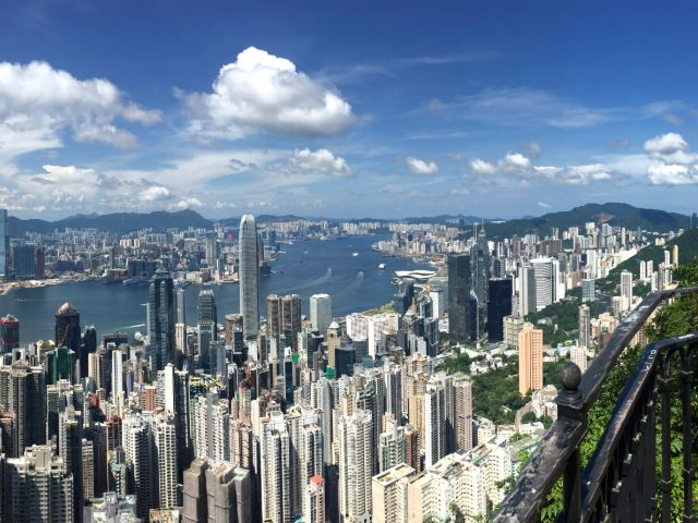 6 of the best vantage points on The Peak