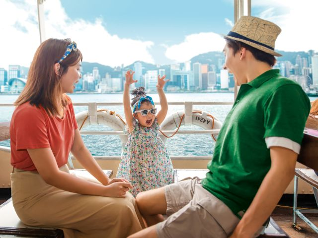 Hong Kong attractions for families of all ages