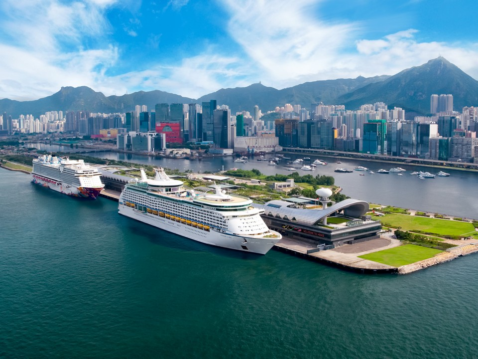 Maximise your time at Kai Tak Cruise Terminal