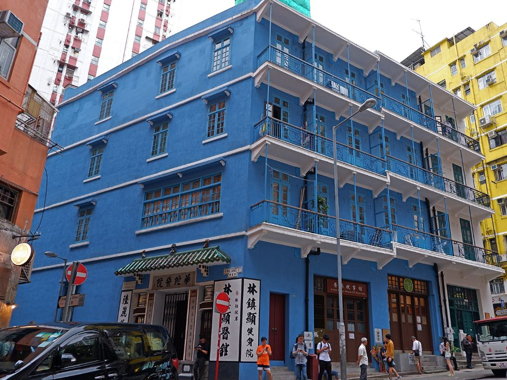 Travel back in time with the top revitalised historic buildings in Hong Kong