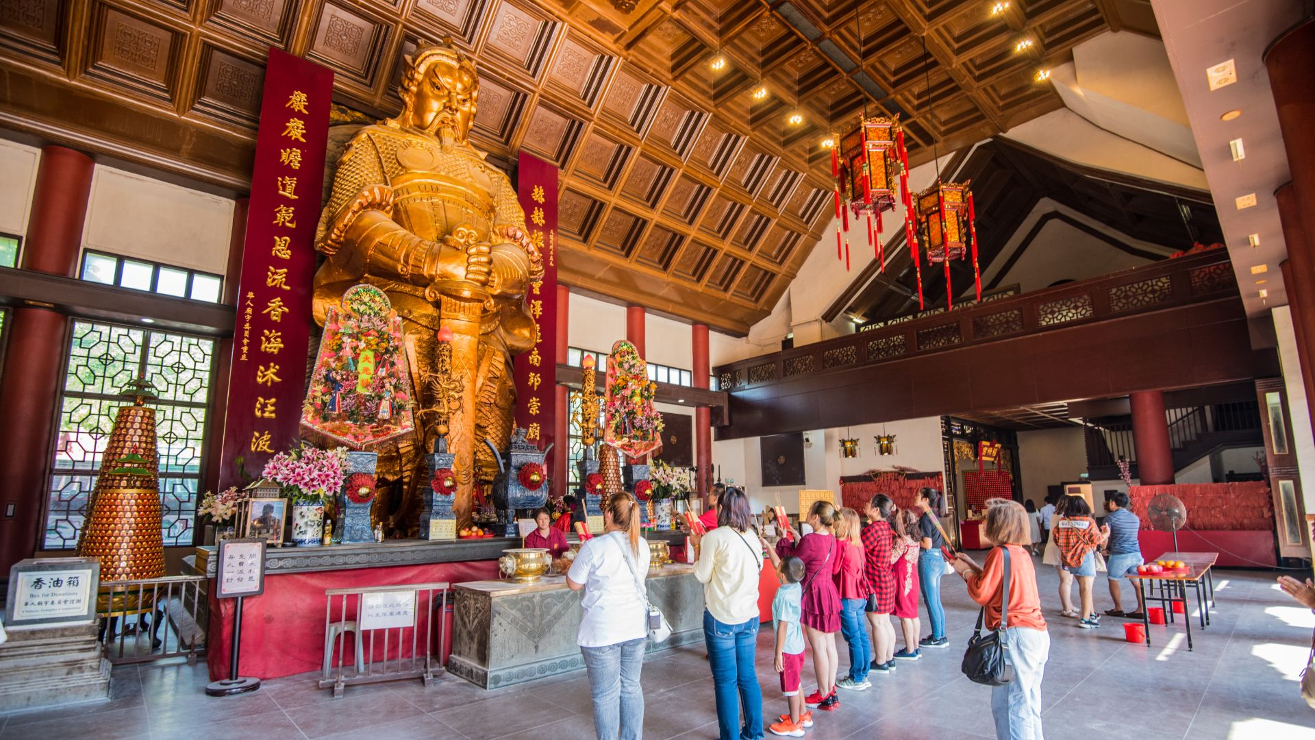 Find your zen in the best temples in Hong Kong