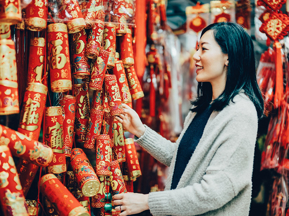 How locals celebrate Chinese New Year in Hong Kong