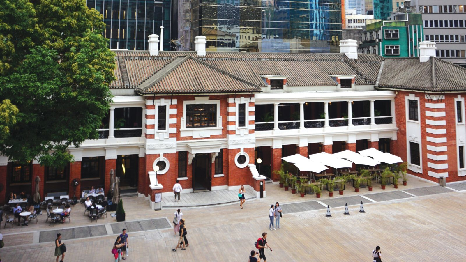 Tai Kwun: where heritage and art take flight