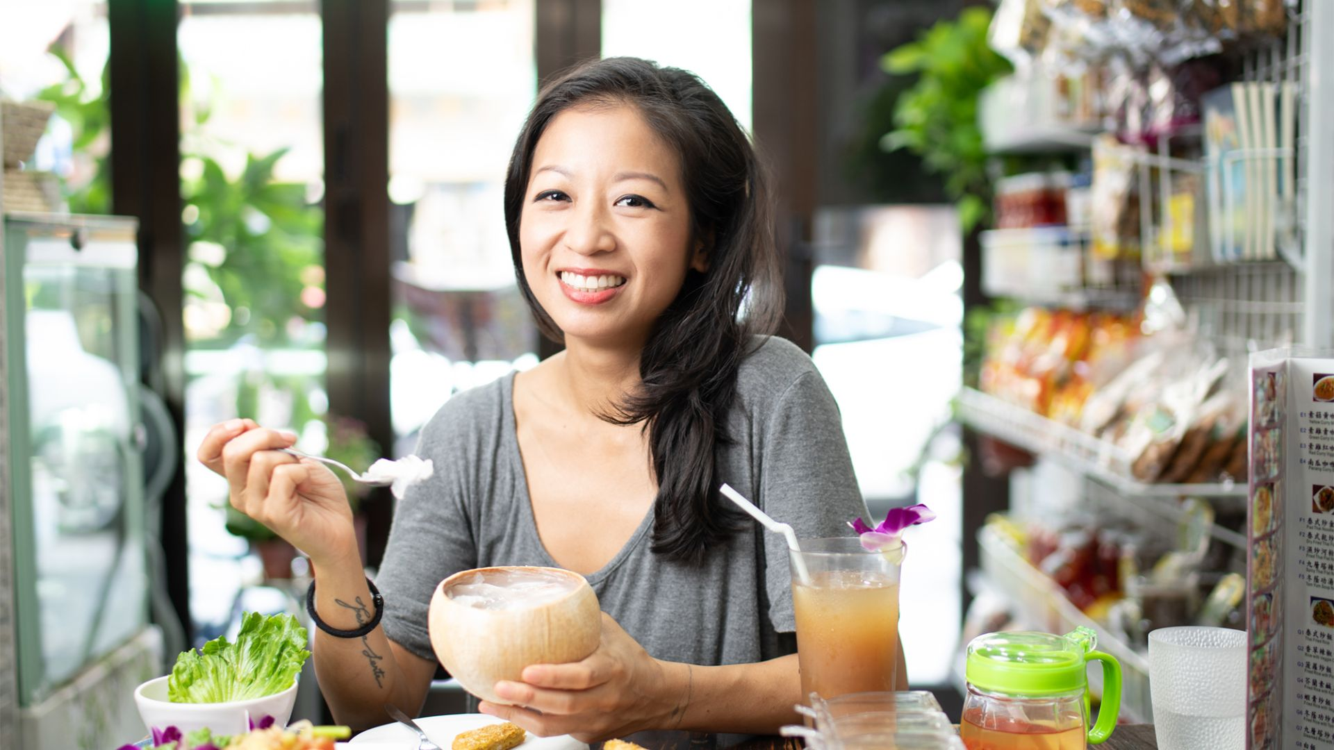 Chef Peggy Chan's top 4 spots for vegetarian food in Hong Kong