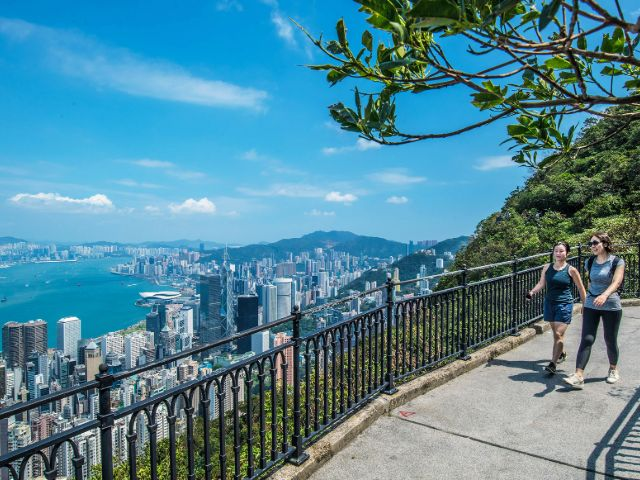 4 family-friendly hikes in Hong Kong