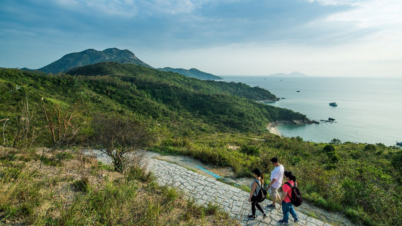 Lamma Island Family Trail