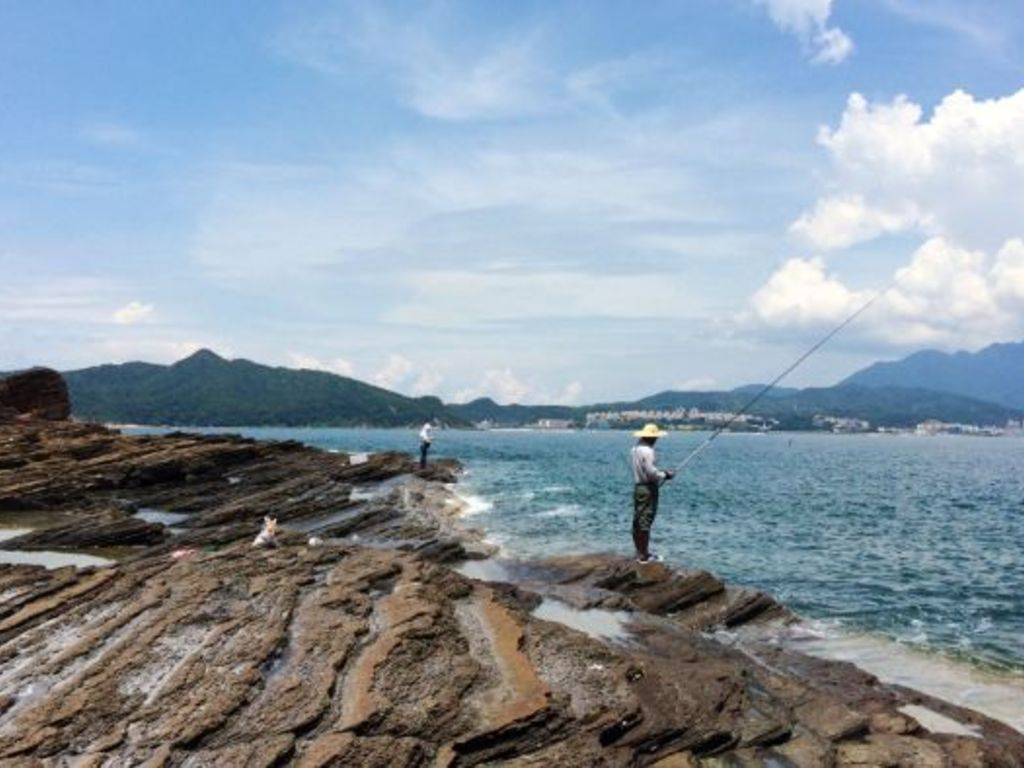Explore the quieter side of Hong Kong through its marine parks