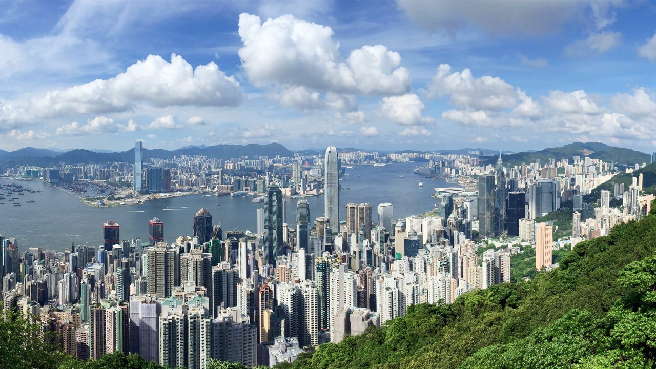 Hong Kong in 60 hours