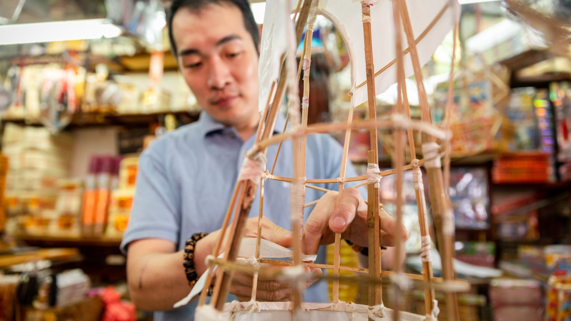 A culture of creativity in Sham Shui Po