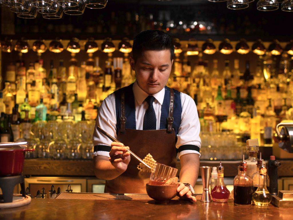 Tip back the best cocktails in Asia's best bars in Hong Kong