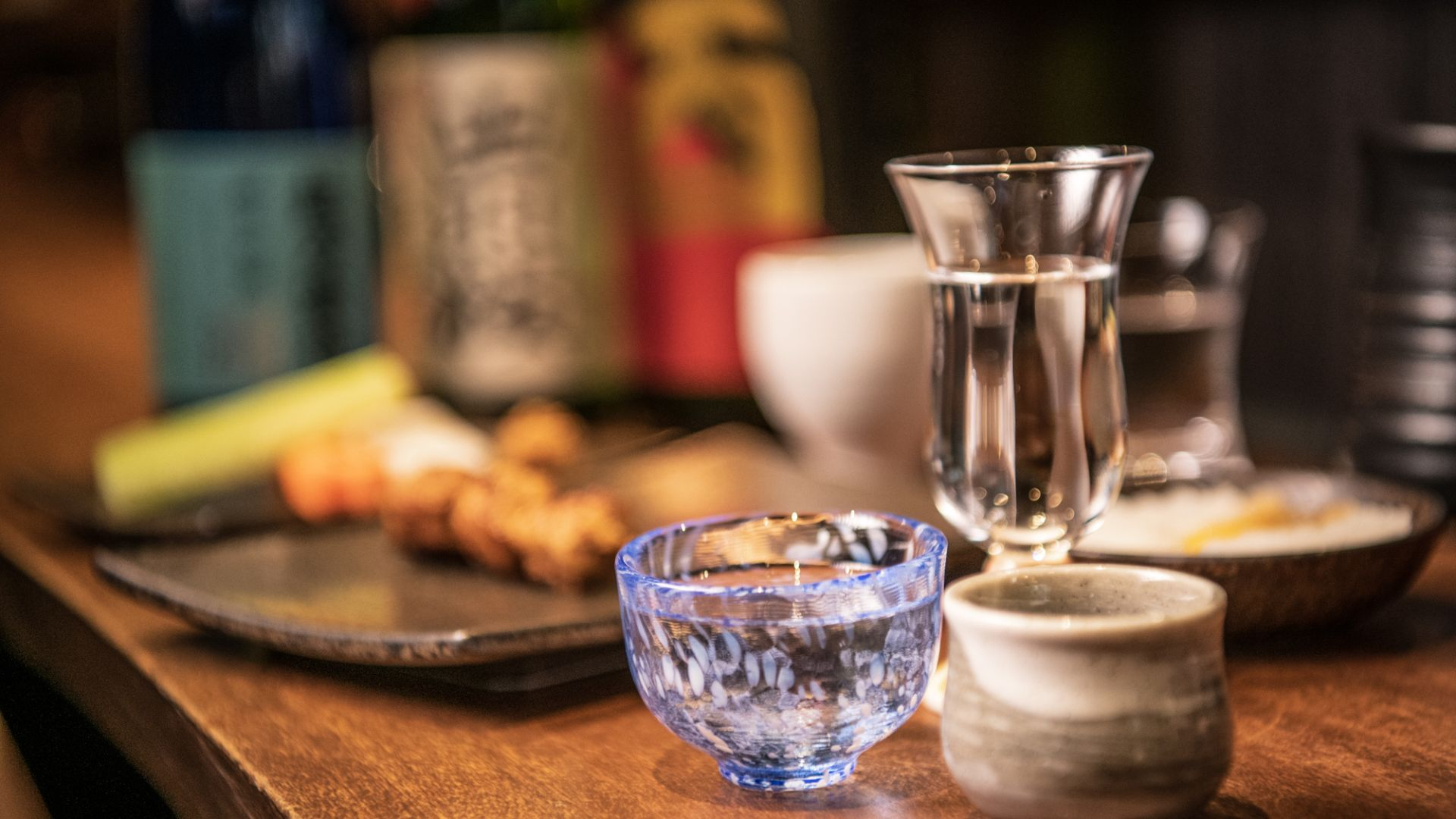 Hong Kong's top 4 saké bars
