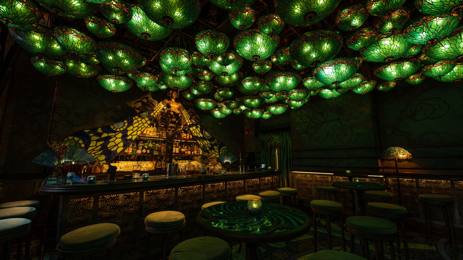 Some of Hong Kong's most beautiful bars