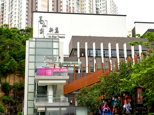 Hong Kong Cantonese Opera and Local Culture Tour