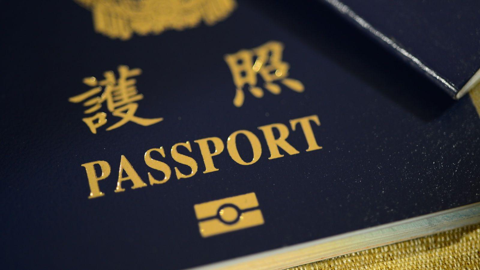 Visa Information Hong Kong Tourism Board