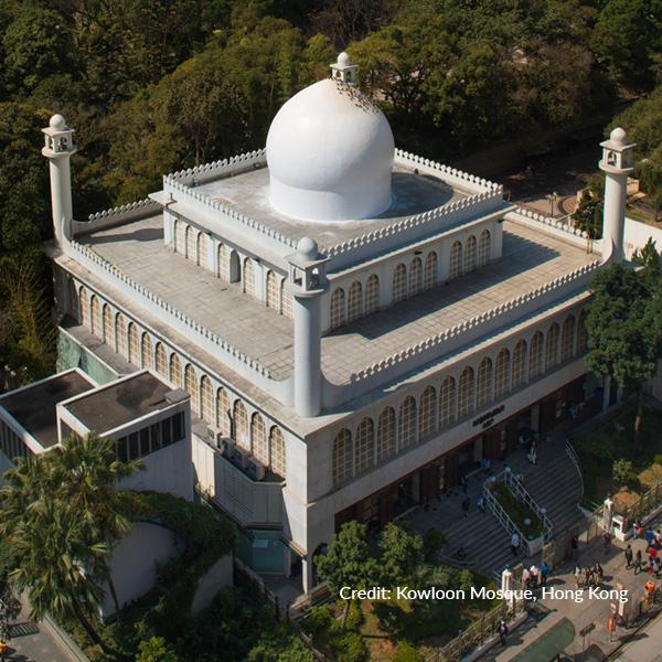 Menjelajah Kowloon, Tempat Di Mana Masjid Terbesar Hong Kong Berada