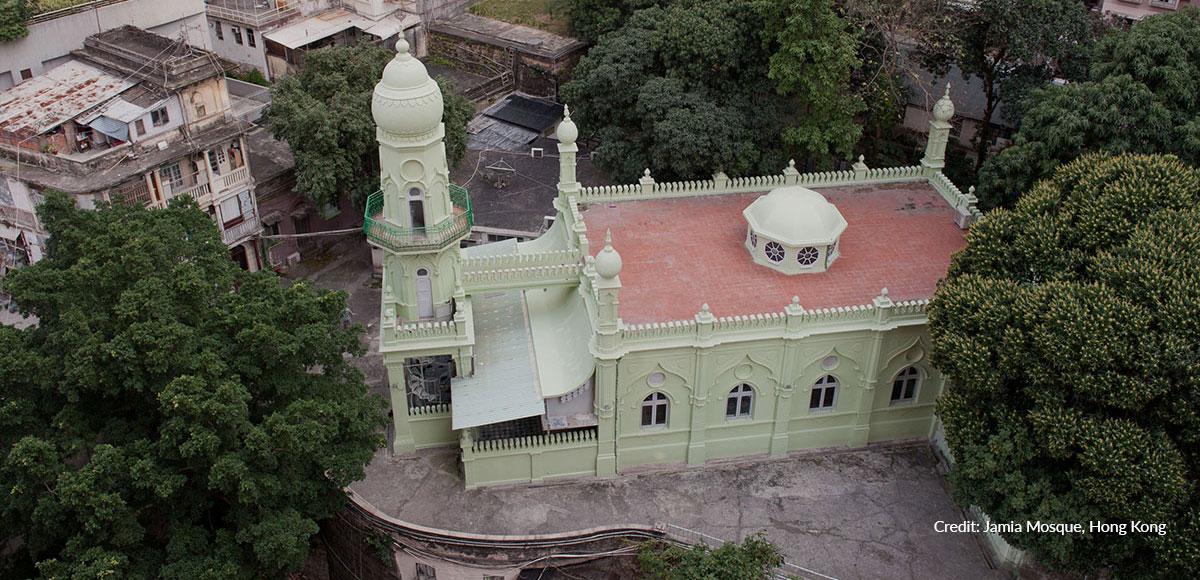 Masjid dan Fasilitas
